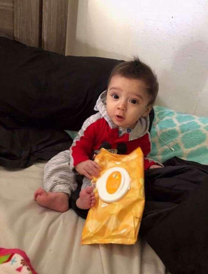 Baby King Jay Davila is seen in an undated photo. Photo: Courtesy Photo
