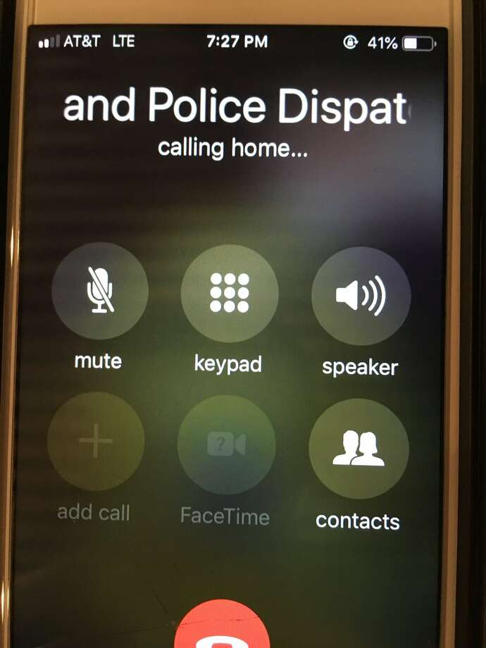 A scammer is posing as  an Oakland dispatch officer and demanding money. Photo: Oakland Police Department / Twitter