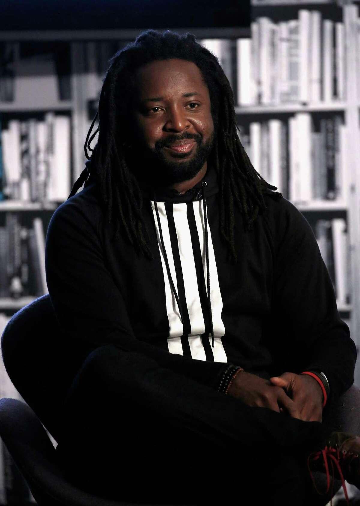 Booker Prize winner author Marlon James