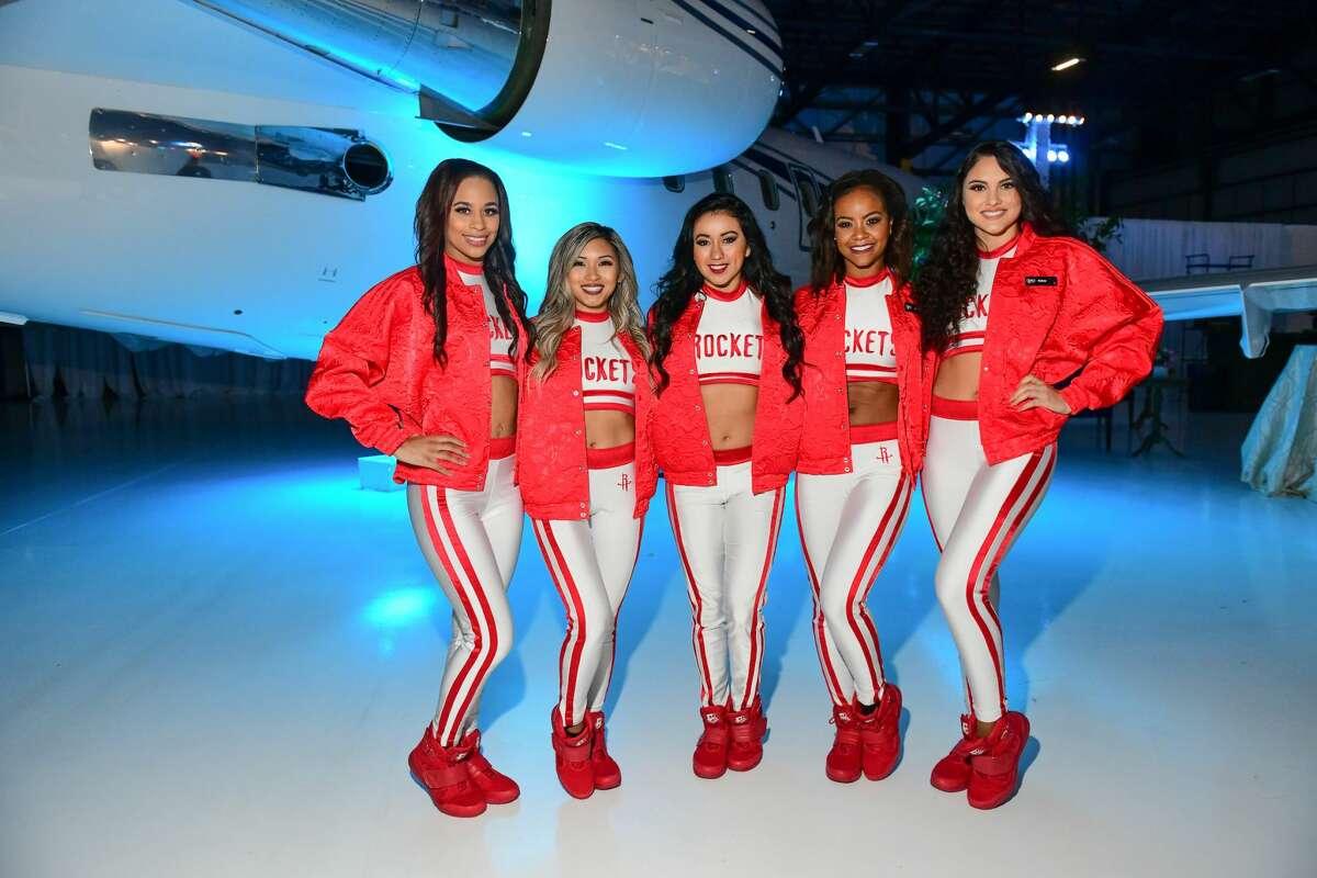 Rockets Power Dancers