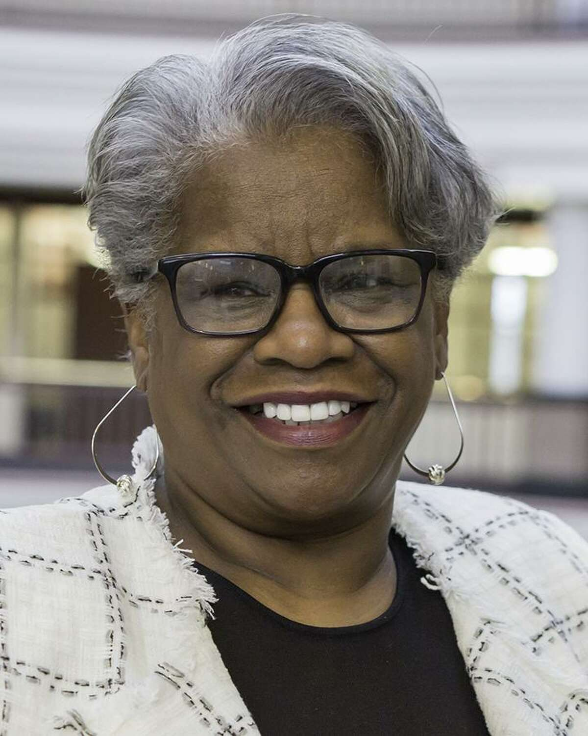 State Sen. Marilyn Moore, D-Bridgeport, said Wednesday that a visit in Bridgeport earlier in the week with former Wall Street banker David Lehman, convinced her that he is the right candidate to become the next commissioner of the state Department of Economic and Community Development.