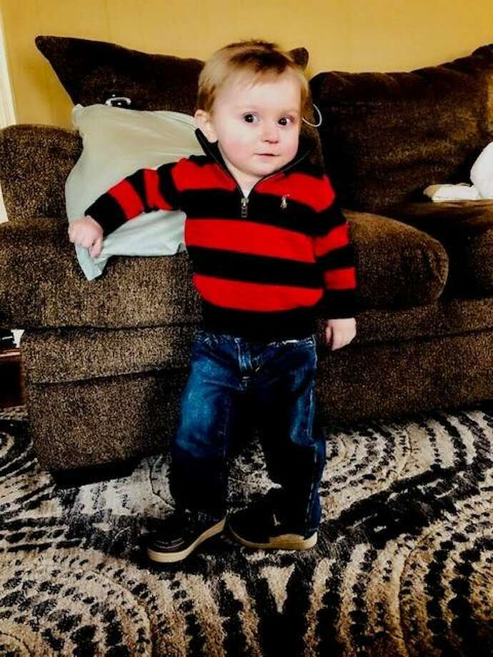 A benefit dinner for Mason Gero, a local child who is in need of a heart transplant, will be held Saturday, March 2, 4-8 p.m. Photo: Contributed Photo