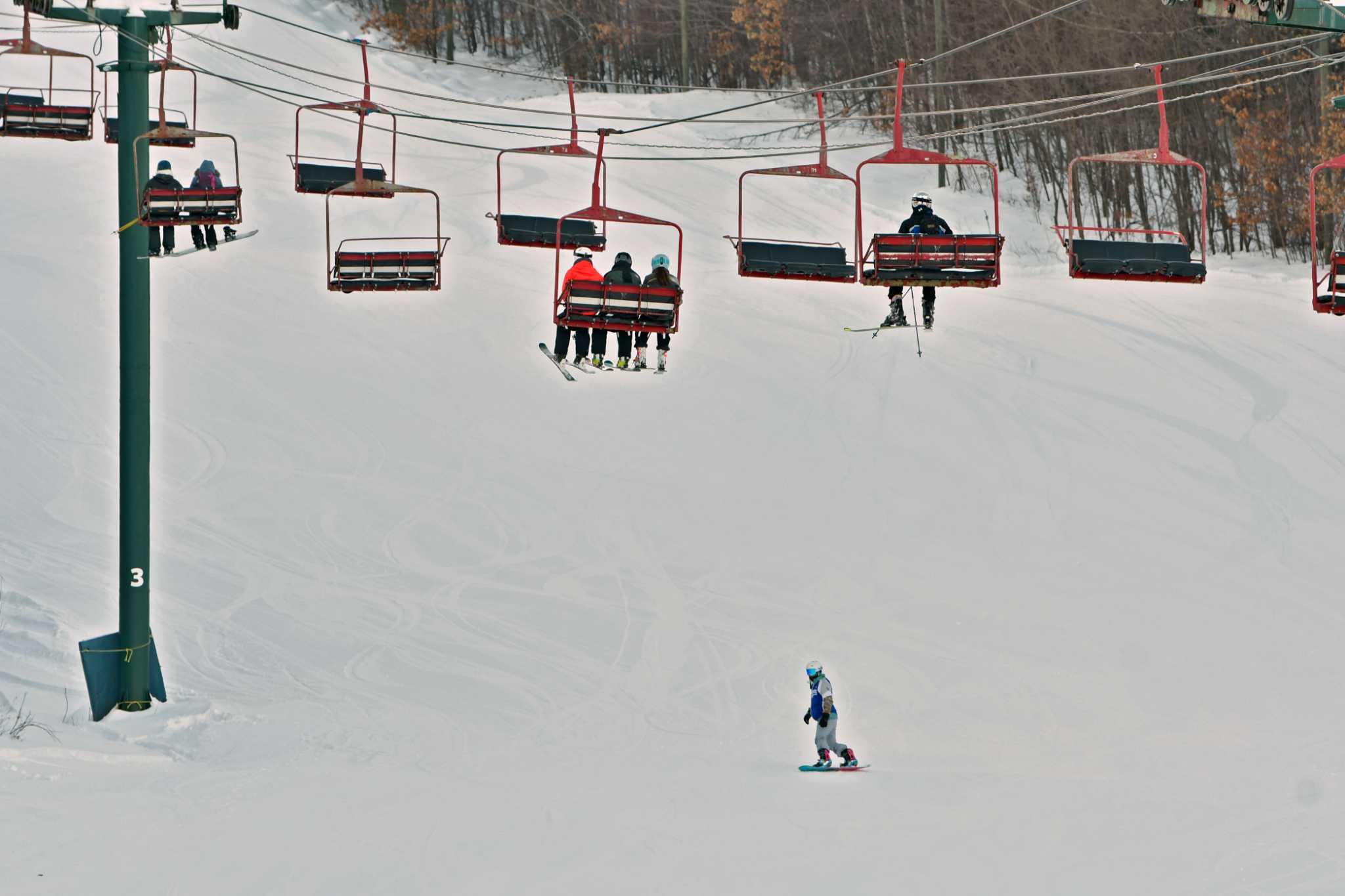 Ski season opens as ORDA touts easier access to mountain trails