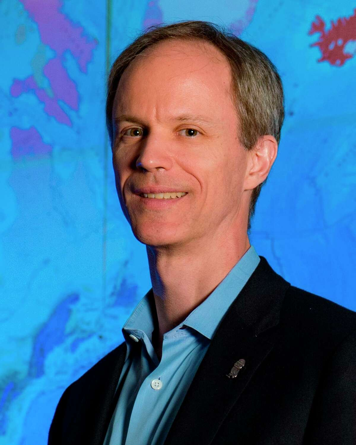 Michael Deem, seen in an undated press release image released by Rice University, is the John W. Cox Professor in Biochemical and Genetic Engineering and professor of physics and astronomy at Rice University.