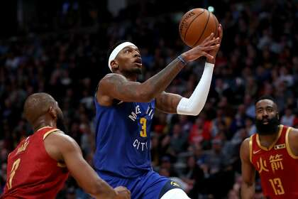 4487e2020d9 3-pointers  takeaways from Rockets  loss to Nuggets ...