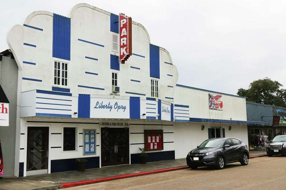 An announcement has been made that the Liberty Opry will remain open after the financially-plagued theater faced shuttering. Located inside the historic Park Theater was built in 1938 and operated as a movie theater for many years. Photo: David Taylor / Staff Photo