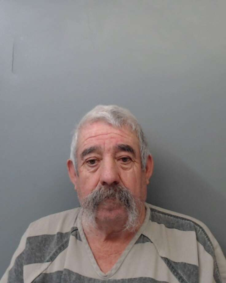 Roman Chavana Olivares, 66, was arrested and charged with aggravated assault with a deadly weapon (knife and cutting instrument). Photo: Courtesy