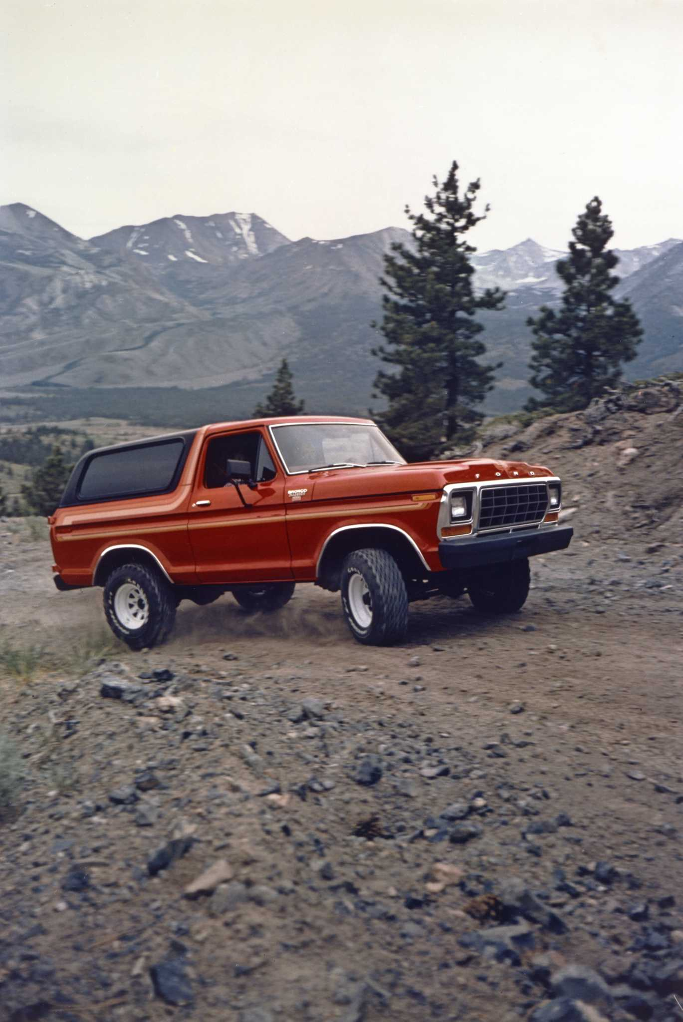 You don't need to wait until 2020 to buy a new Ford Bronco ...