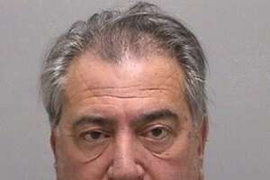 Anthony G. Villano, 59, of Orange was arrested for possession of a firearm and other chargesJan. 30, 2019while officers attempted to serve him with warrants from other towns.
