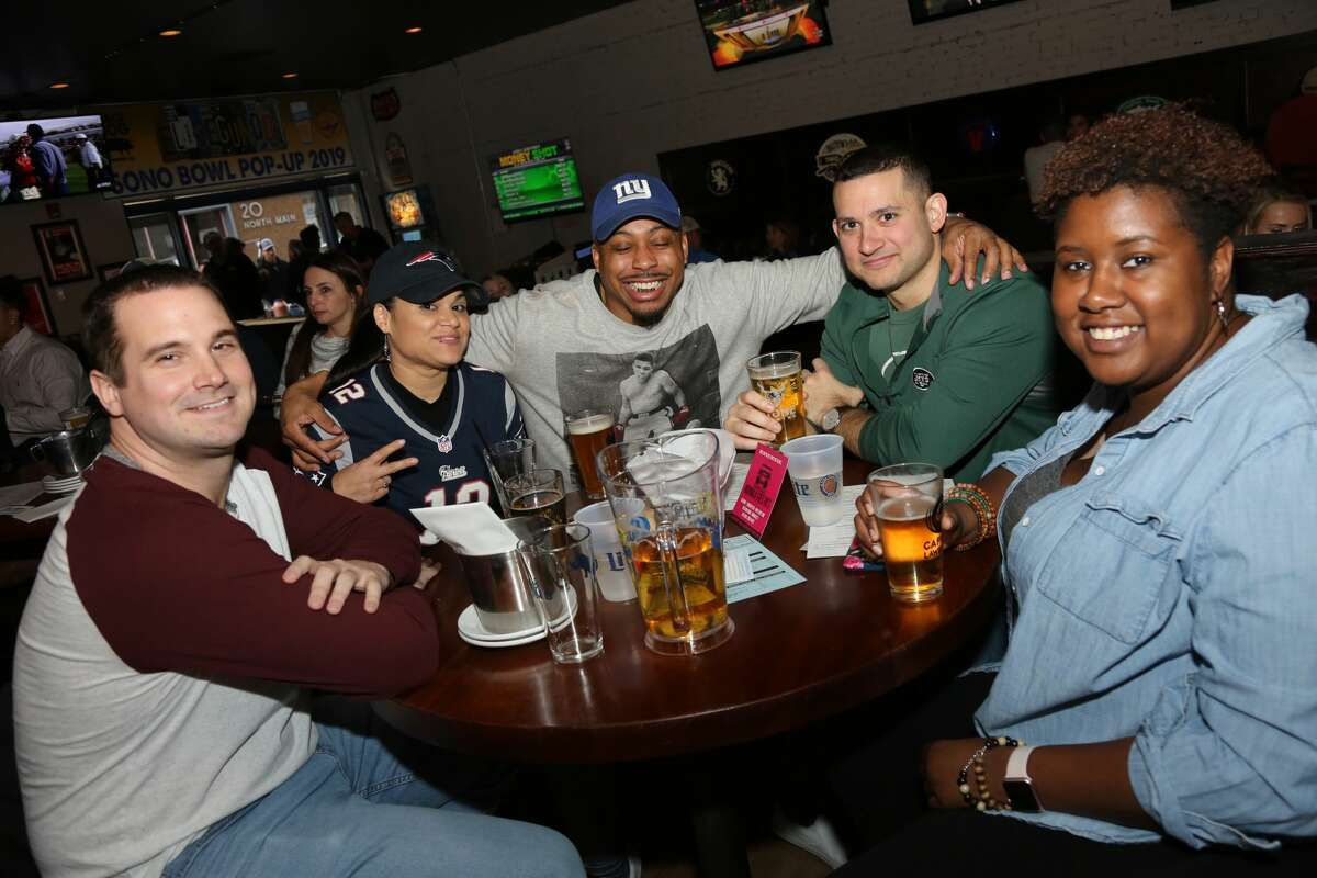 The Blind Rhino - Norwalk, Bridgeport Connecticut's biggest pre-game tradition returns with kickoffs at both Blind Rhino locations. In Bridgeport,