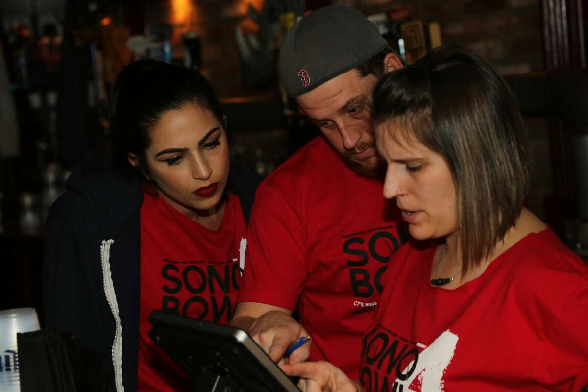 The third annual SoNo Bowl was held at the Blind Rhino in Norwalk on February 3, 2019. The Super Bowl pre-game game show hosted by Ken Tuccio featured games, an open bar and more. Were you SEEN?