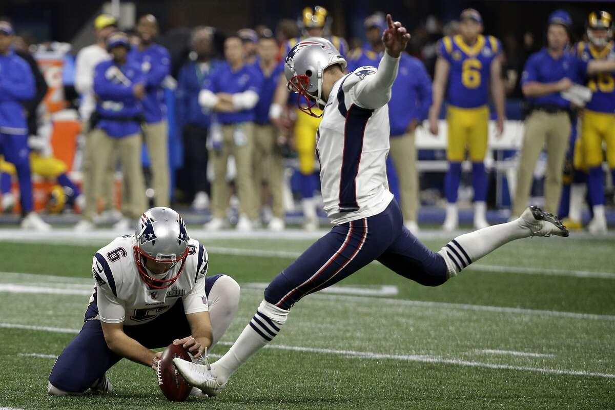 Stephen Gostkowski, kicker  The jury has been out for a little while: the Seahawks will likely have a new kicker in 2019. Veteran free agent Sebastian Janikowski injured his thigh in Seattle's wild-card loss to the Cowboys. Due to his age -- he turned 41 earlier this month -- it's probably safe to say the Seahawks won't try to bring him back.  Sam Ficken, who the team signed to a reserve/future contract earlier this offseason, is the only kicker currently under contract. General manager John Schneider told reporters at the NFL combine there will be a kicking competition, so another guy will come in to battle for the job.  Stephen Gostkowski seems like a logical option. The 35 year old drilled 84.4 percent of his field goals and 98 percent of his extra points last season for the reigning Super Bowl champion New England Patriots.