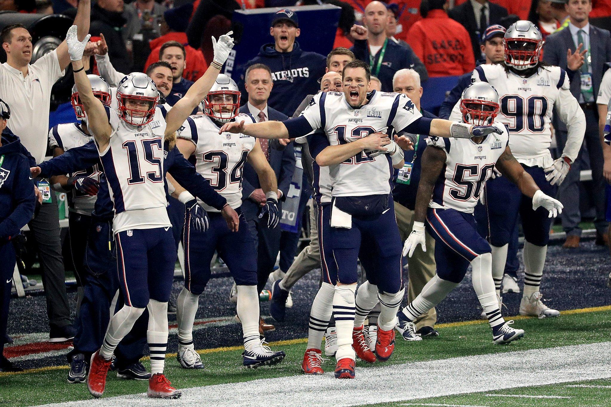 c2e73bd2e883ae The Latest  Patriots set Super Bowl records with 6th title - SFGate