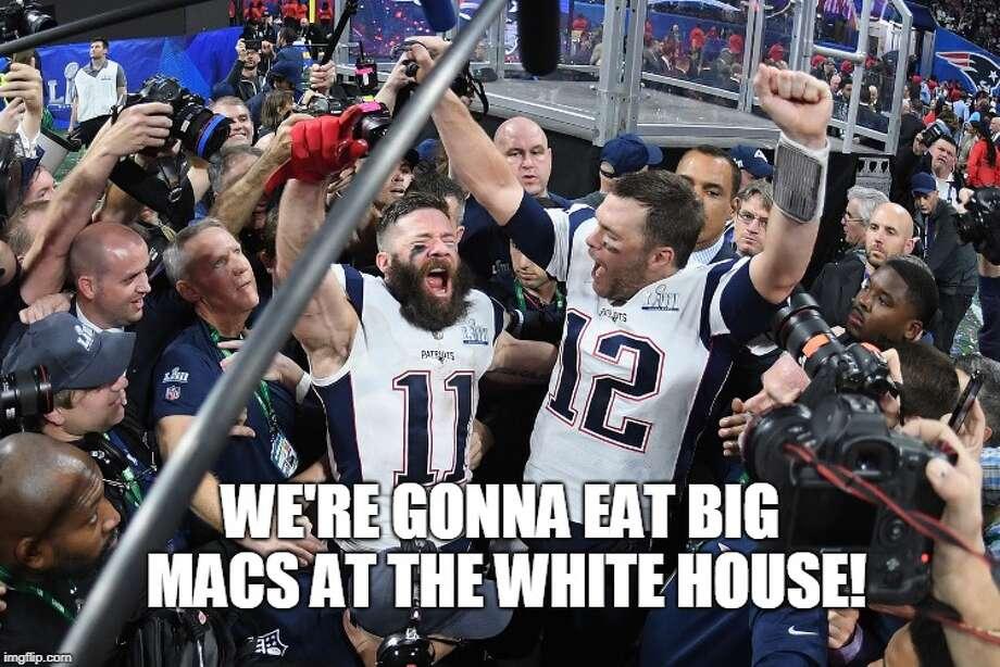 PHOTOS: Best memes from Super Bowl LIII Source: Matt Young Photo: Matt Young
