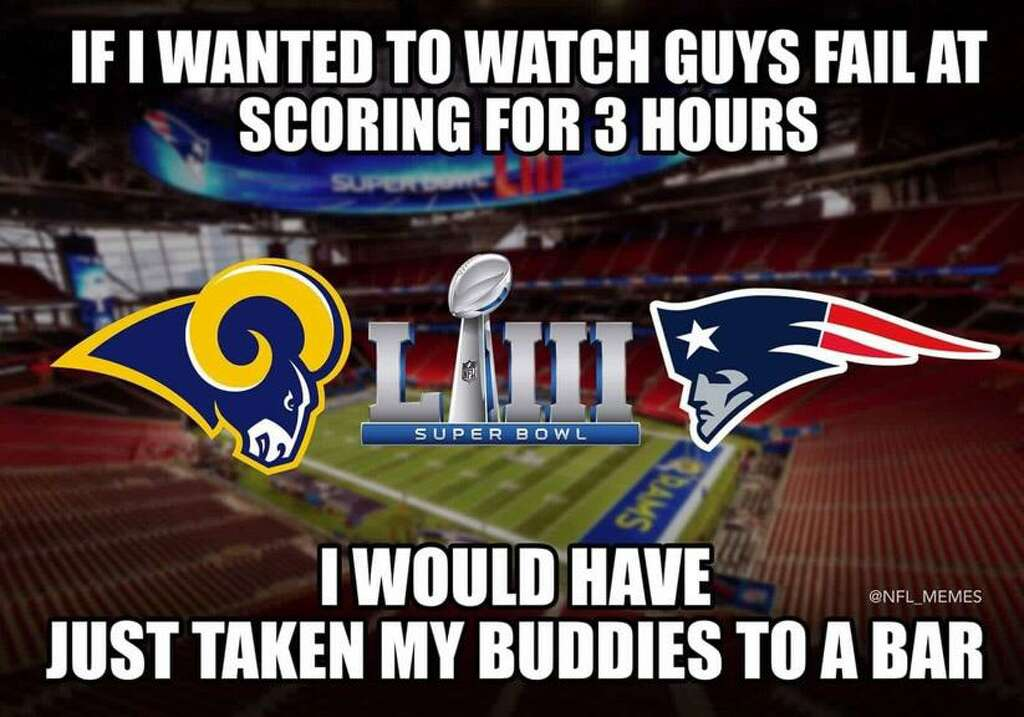 Super Bowl ruthless meme