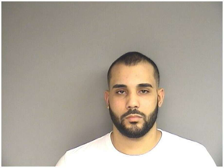 Hector Rivera, 24, of the Bronx, was charged with trying to steal $15,000 from a Virginia man in Stamford. Photo: Stamford Police / Contributed