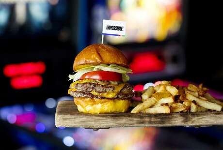 The Hay Merchant bar in Houston stopped selling the meatless Impossible Burger in July 2018, citing costs.