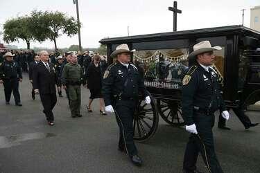 Law enforcement agencies across San Antonio area pay