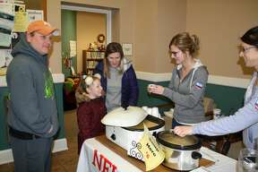The 19th annual Souper Saturday event took place in Harbor Beach this weekend.