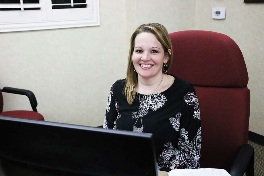 Jennifer Billings has been named as the new city secretary for the city of Dayton. Photo: David Taylor / Staff Photo