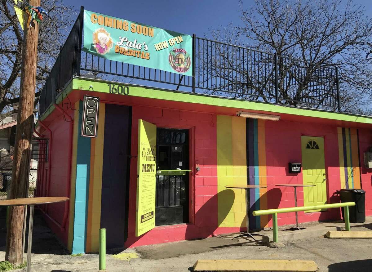 Lala's Gorditas is located at 1600 Roosevelt Ave.