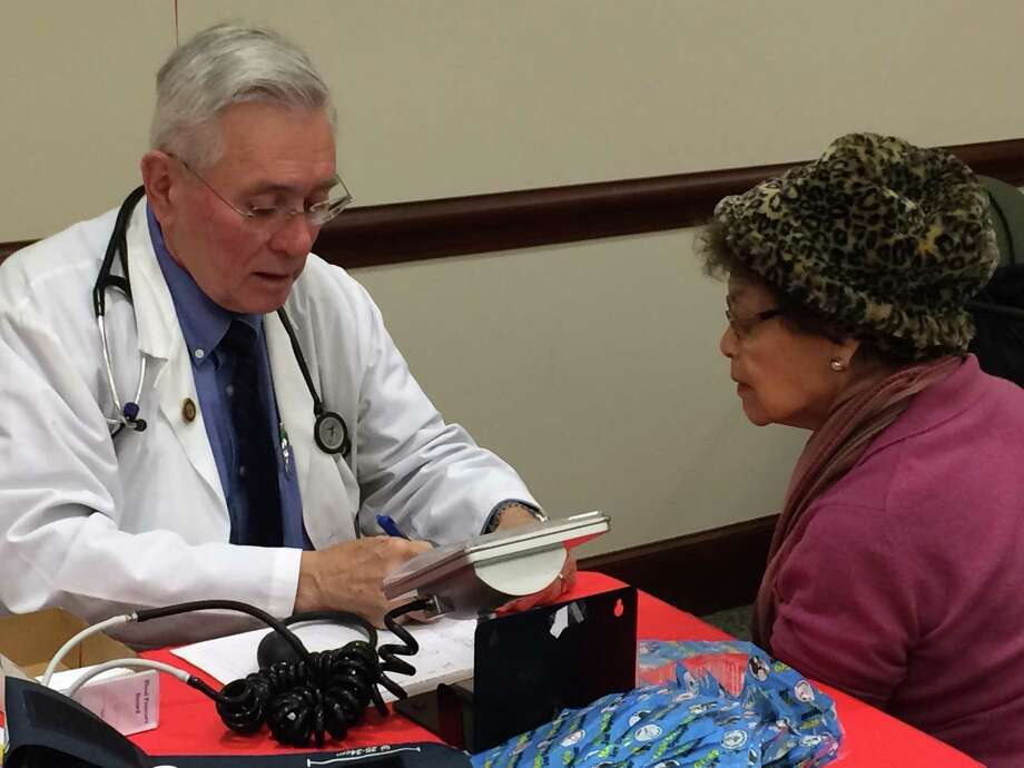 Greenwich Hospital will host its annual Heart Health and Stroke Fair from 8 to 10:30 a.m. Feb. 6 in its Noble Conference Center. Educators, pharmacists, dietitians, holistic practitioners and other hospital staff will be on hand to answer questions and discuss cardiac nutrition, medications, genetic concerns and lifestyle changes to help keep your heart as health as possible. Free blood pressure screenings, too. No registration needed. For more information, call 203-863-4444. Free. Photo: Contributed Photo / Contributed Photo / Greenwich Citizen