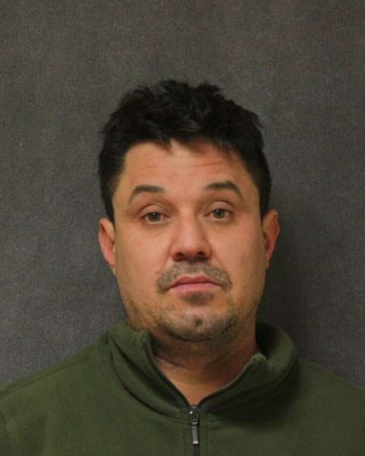 Ansonia police with help from Bridgeport arrested Mauredson Chaves as he was attempting to flee the country Friday. He was charged with first-degree sexual assault and risk of injury to a minor. Photo: / Ansonia Police Department Contributed Photo
