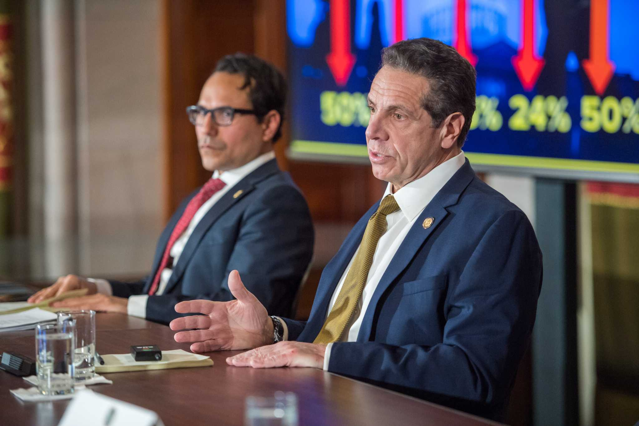 Cuomo staff skirted hiring freeze, and rules for exemptions from it