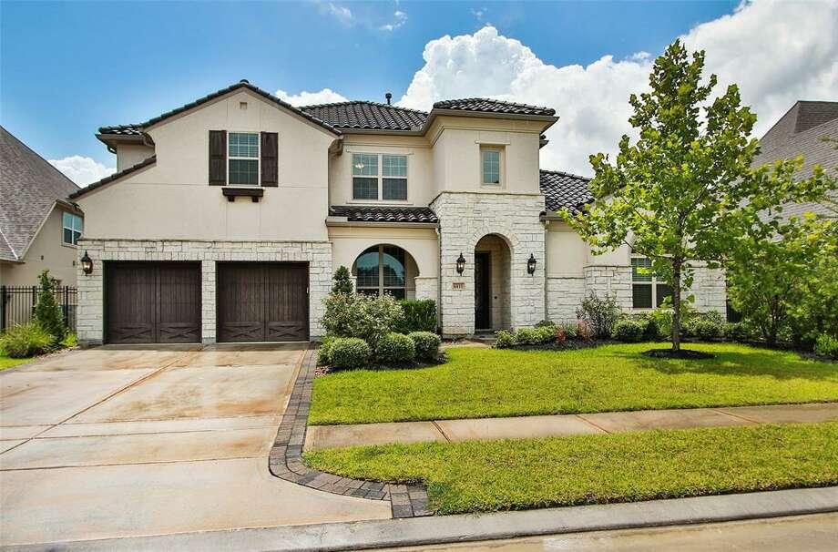 SPRING:6811 Vanessa Springs Lane List price: $625,000 Square feet: 4,361 Photo: Houston Association Of Realtors