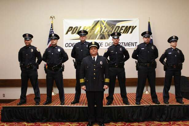 Odessa Police Department inducted six new OPD officers on Jan 25. The Odessa Police Academy 17th session graduation took place at the MCM Elegante. The officers are: