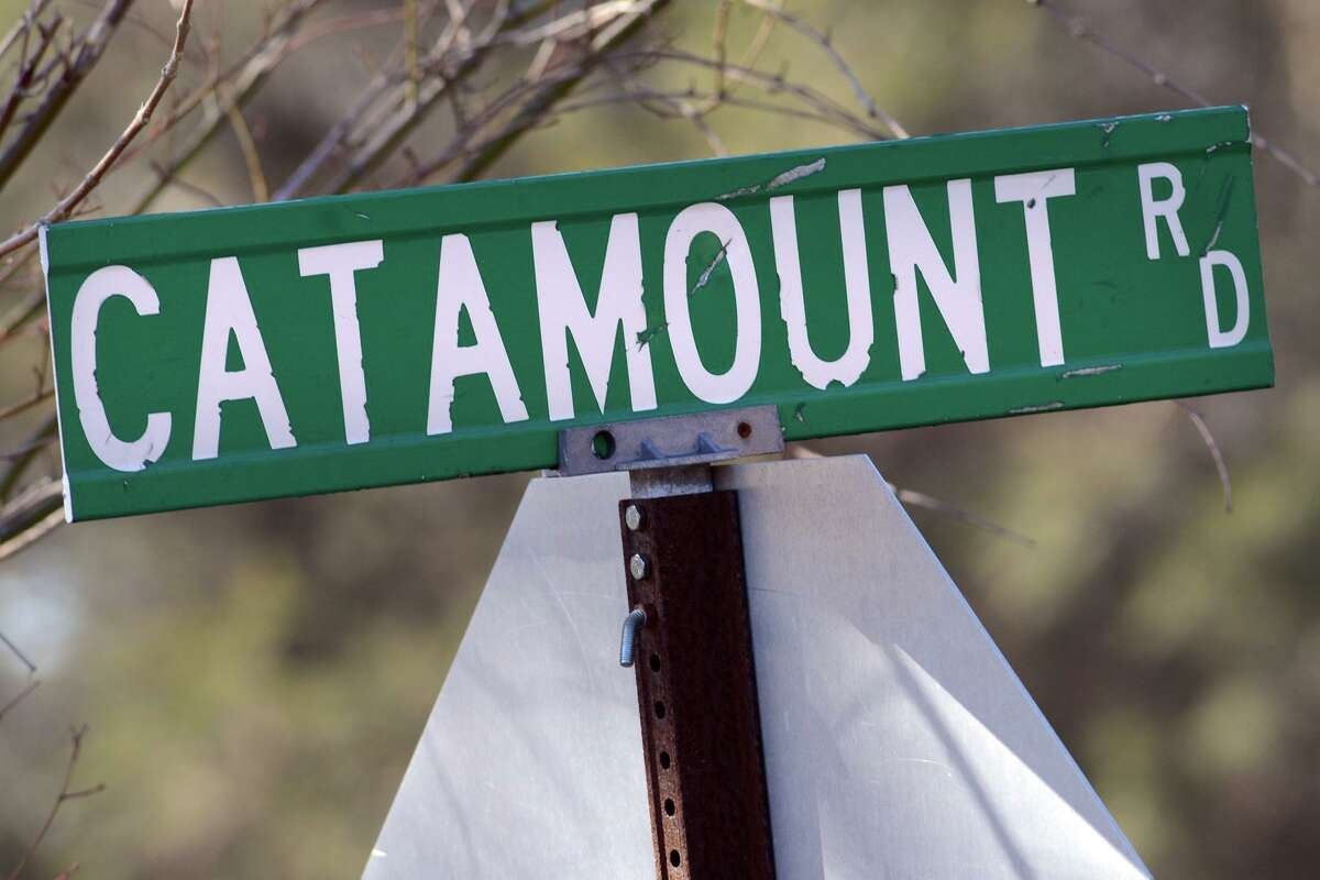 Catamount Road., in Fairfield on Feb. 4. James Taylor is accused of shooting his ex-wife, Catherine, 70, to death inside her home on Catamount.