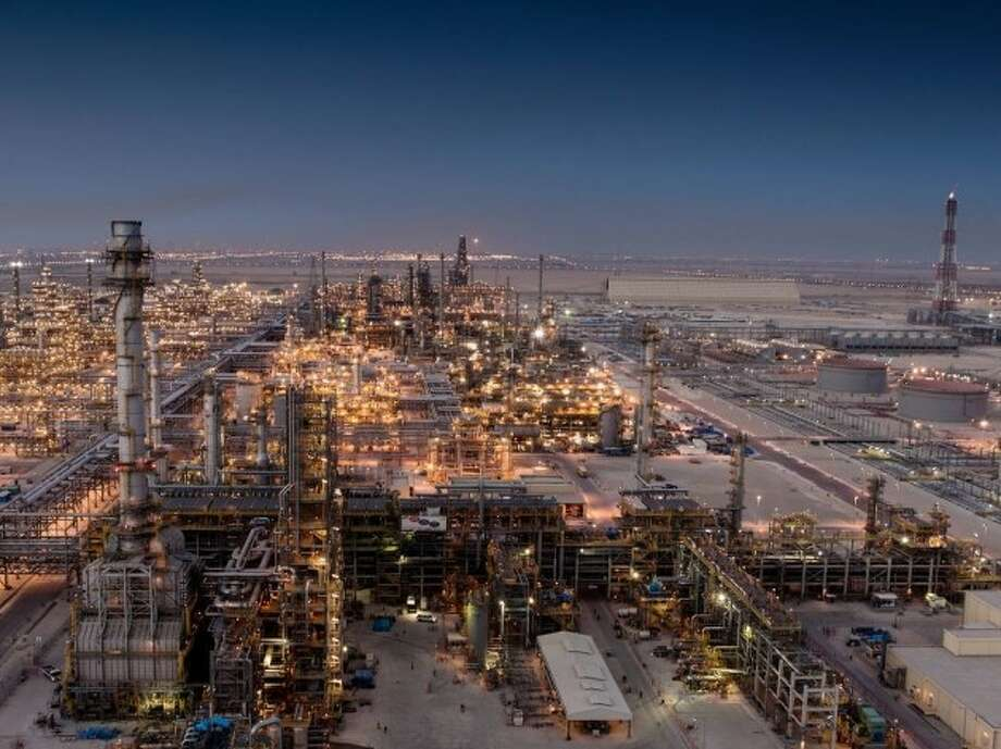 Located along the Persian Gulf, the SATORP refinery in Jubail, Saudi Arabia is a joint venture between Saudi Aramco and French refining company Total. Photo: Total