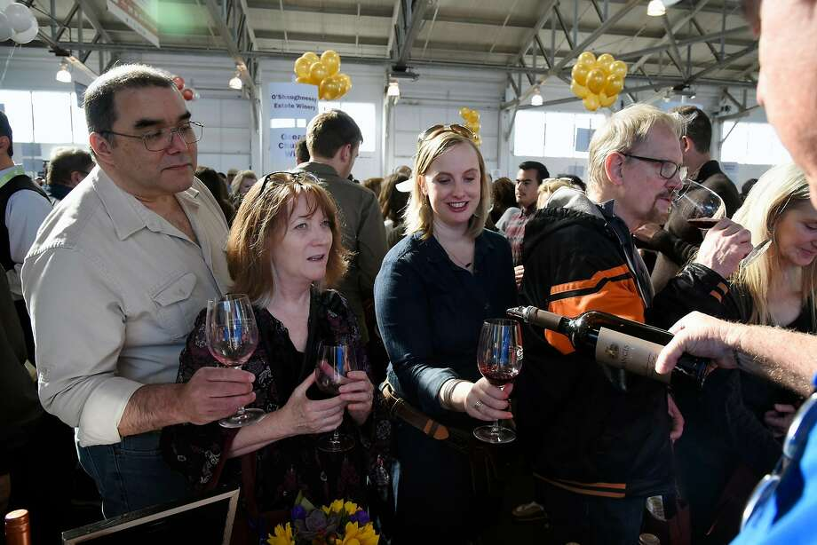 The 2019 San Francisco Chronicle Wine Competition Public Tasting will be from 1 to 4 p.m. Feb. 16. Photo: Michael Short