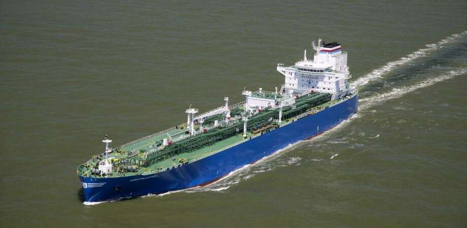 Dorian LPG, the Stamford-based owner and operator of 22 very-large gas carriers, saw its revenues increased 24 percent in the final quarter of 2018. Photo: Troy Fields / / ©Troy Fields