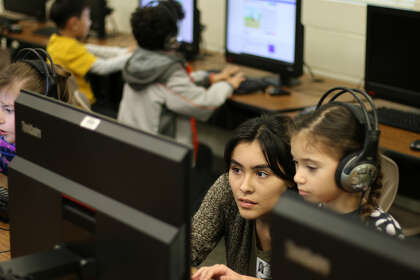 Teaching kids coding improves math, life skills