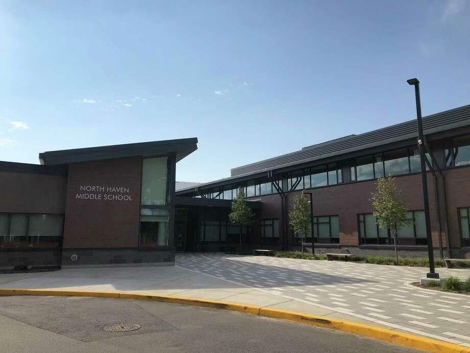 North Haven Middle School Photo: Ben Lambert / Hearst Connecticut Media File