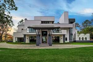 Custom-built home in west Houston recently sold between $9 million and $10 million.