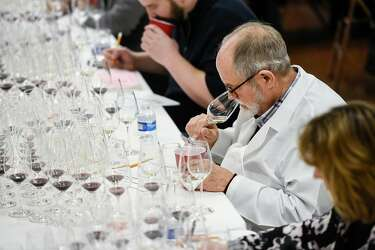 Expert judges select the best wines in North America - SFGate