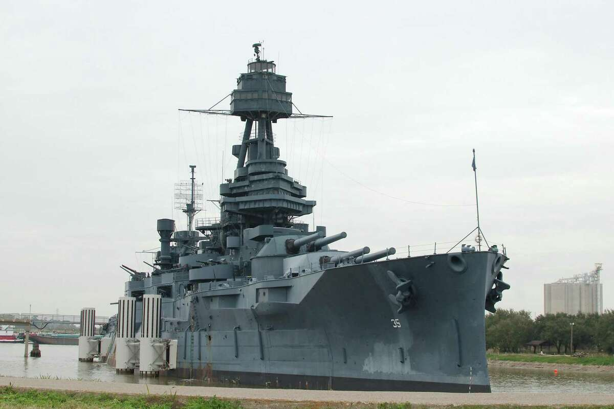 The third deck including crew quarters, machine shop, radio room and the engine room are among the areas now open to visitors after a two-year repair project at the battleship in La Porte.