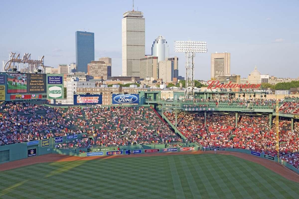 2. Boston, Massachusetts