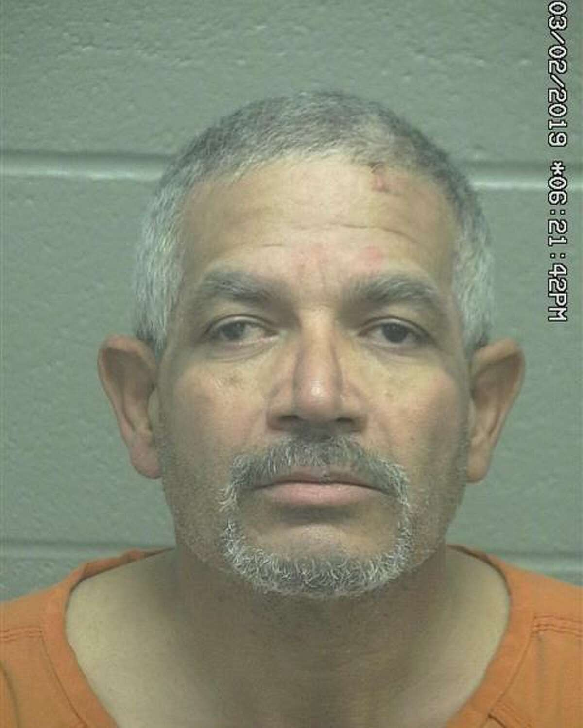 Donald Twa,61, was arrested Feb. 2 for allegedly threatening to shoot a woman, according to court documents. READ MORE:Man arrested for alleged terrorist threat