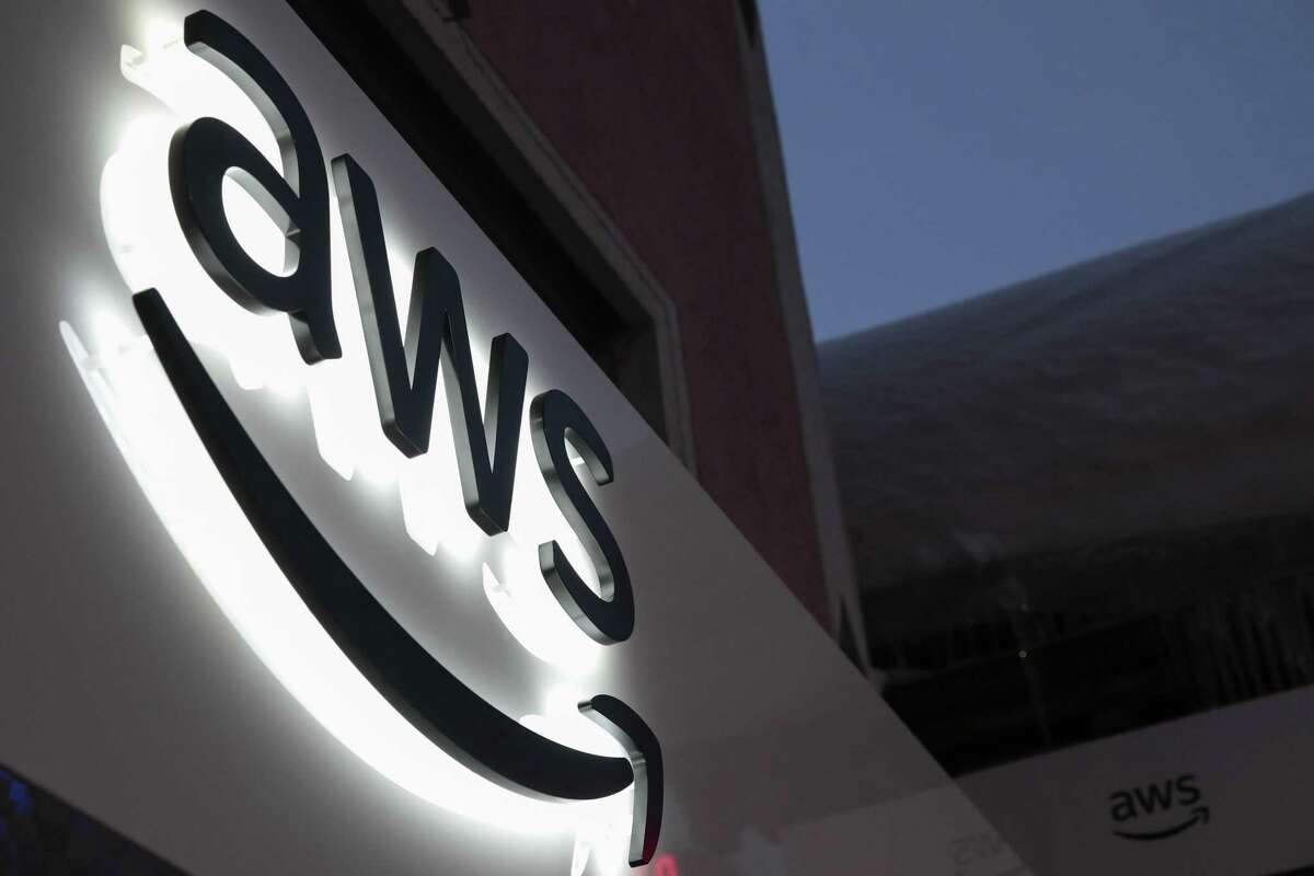Amazon Web Services has been a major driver of its parent company's growth. MUST CREDIT: Bloomberg photo Jason Alden.