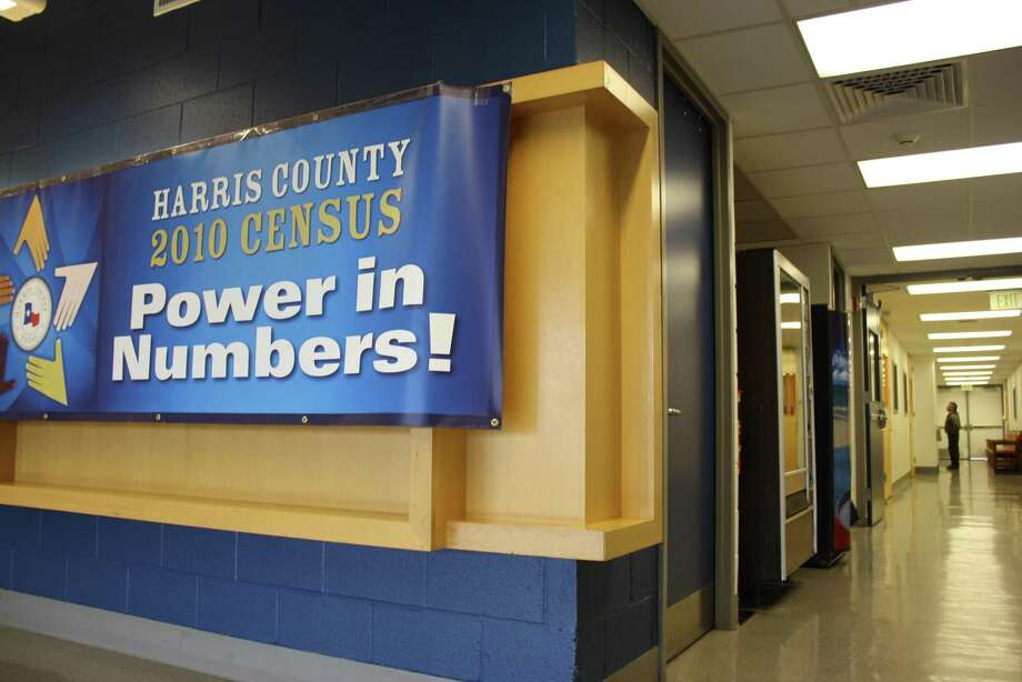 Harris County and the city of Houston are working to ensure a complete count of residents for the 2020 census. Photo: Yvette Orozco / Internal