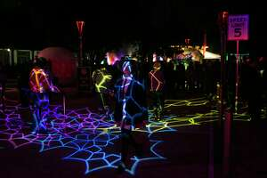 Luminaria returns to Hemisfair in November. It will be the 12th annual outing for the arts festival.