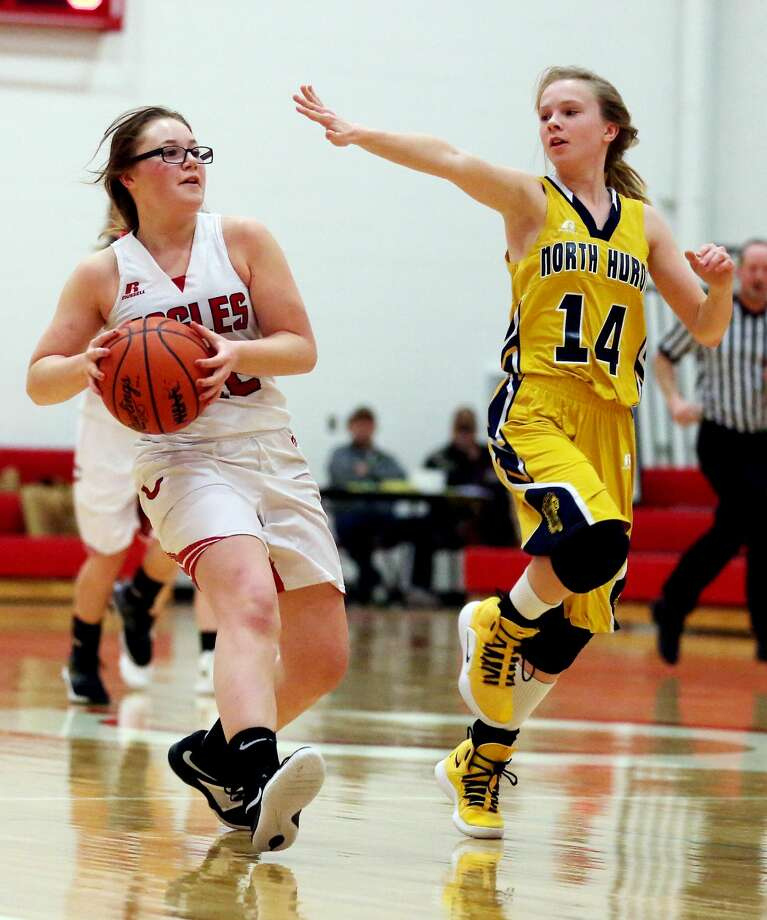 Caseville 36, North Huron 35 Photo: Paul P. Adams/Huron Daily Tribune