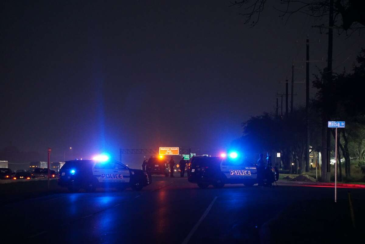 Naji Tanios Kayruz, 58, was killed after he was struck by a white SUV on the access road in the 21000 block of Interstate 10 West near Milsa Drive, Monday, Feb. 4, 2019.