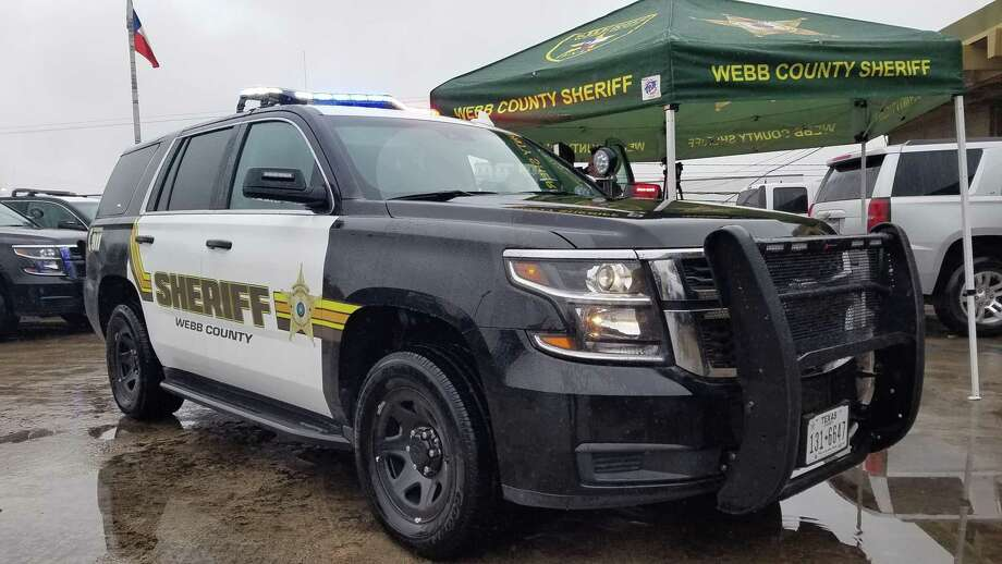This is one the of the 10 units the Webb County Sheriff's Office showcased Thursday morning. Authorities said the units come with state-of-the-art technology. Photo: César G. Rodriguez /Laredo Morning Times