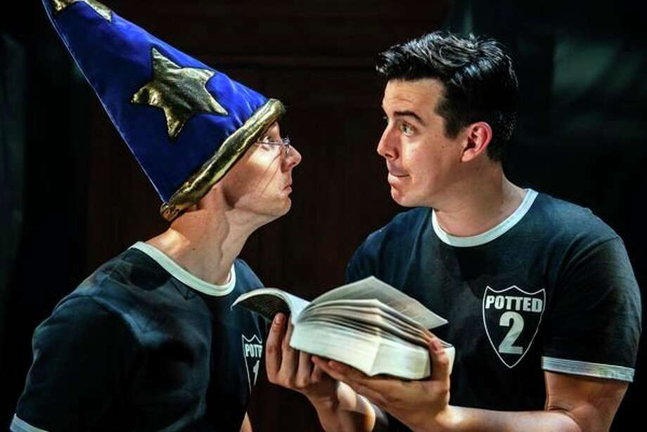 Potted Potter will perform at Midland Center for the Arts at 7:30 p.m. Thursday and Friday. (Photo provided)