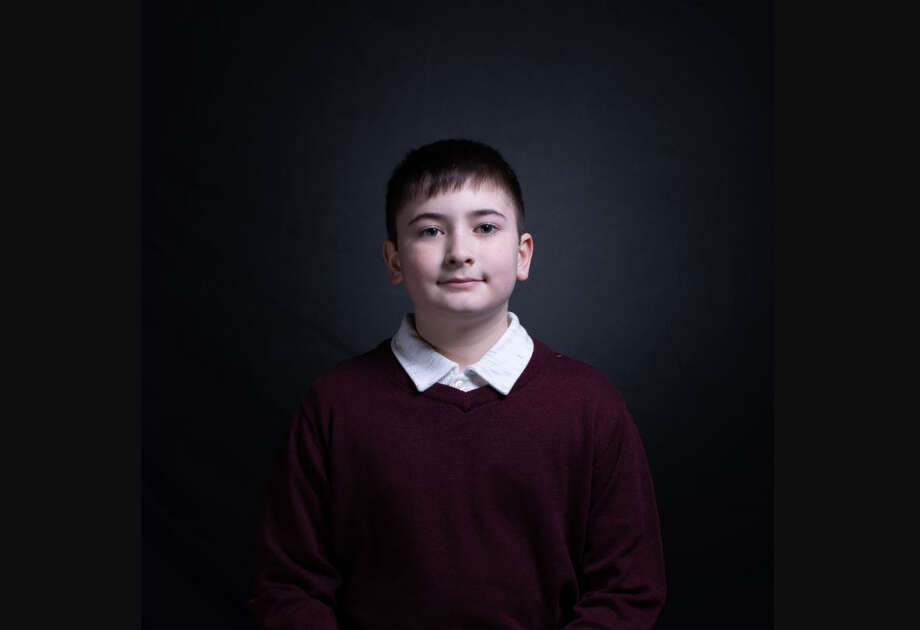 Joshua Trump, a sixth-grader who says he's been bullied because of his name, will be a guest at the State of the Union address Tuesday. Photo: White House / The Washington Post