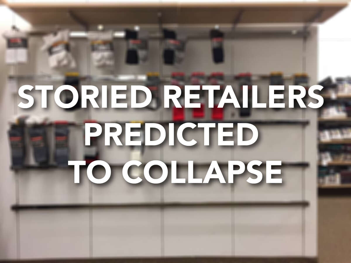 Retailers predicted to collapse